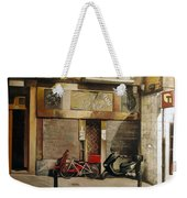 Cabildo De Arriba. Santander Weekender Tote Bag