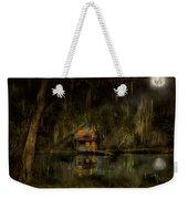 Cabin - De Land, Fl - Restless Night 1904 Weekender Tote Bag