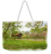 Cabin House Series 1360 Weekender Tote Bag