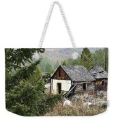 Cabin In Need Of Repair Weekender Tote Bag