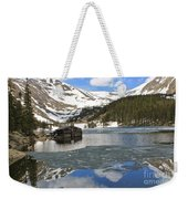 Cabin On Chinns Lake 2 Weekender Tote Bag