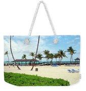 Cable Beach Weekender Tote Bag