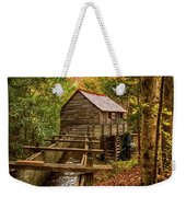 Cable Mill Cades Cove Smoky Mountains Tennessee In Autumn Weekender Tote Bag