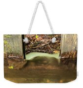 Cable Mill Flume 1 A Weekender Tote Bag