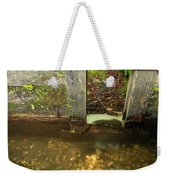 Cable Mill Flume 1 B Weekender Tote Bag