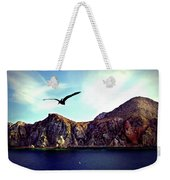 Cabo And The Cliffs Weekender Tote Bag