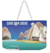 Cabo San Lucas Mexico Horizontal Scene Weekender Tote Bag