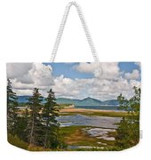 Cabot Trail In Nova Scotia Weekender Tote Bag