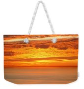 Cabrillo Sunset Weekender Tote Bag