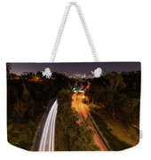 Cabrillo To Downtown Weekender Tote Bag