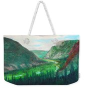 Cache Le Pudre Valley Weekender Tote Bag