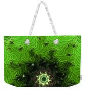 Cactus Abstract Weekender Tote Bag