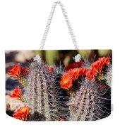 Cactus Bloom 033114g Weekender Tote Bag