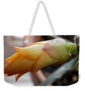 Cactus Bud Weekender Tote Bag