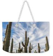 Cactus Choir Weekender Tote Bag