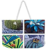 Cactus Close Ups Weekender Tote Bag