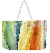 Cactus Detail #1 Weekender Tote Bag