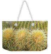 Cactus Family Weekender Tote Bag