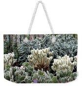 Cactus Field Weekender Tote Bag by Rebecca Margraf