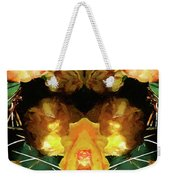 Cactus Flower 08-005 Abstract Weekender Tote Bag