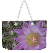 Cactus Flower #2 Weekender Tote Bag