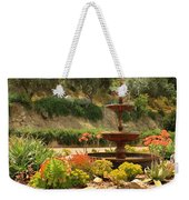 Cactus Fountain Weekender Tote Bag