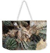 Cactus Fractals Weekender Tote Bag