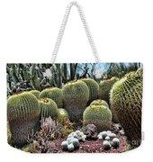 Cactus Galore  Weekender Tote Bag