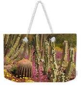 Cactus Garden II Weekender Tote Bag