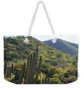 Cactus In The Desert  Weekender Tote Bag