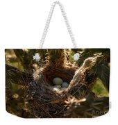 Cactus Nest Weekender Tote Bag