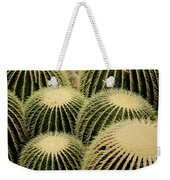 Cactus Party Weekender Tote Bag