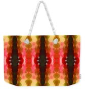 Cactus Vibrations 2 Weekender Tote Bag by Amy Vangsgard