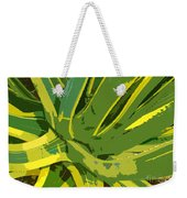 Cactus Work Number 2 Weekender Tote Bag