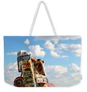 Caddies N Clouds One Weekender Tote Bag