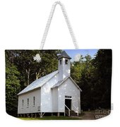 Cades Cove Baptist Church Weekender Tote Bag