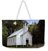 Cades Cove Baptist Church Weekender Tote Bag
