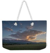 Cades Cove - Great Smoky Mountains National Park Weekender Tote Bag