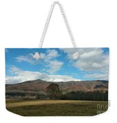Cades Cove In Autumn Weekender Tote Bag
