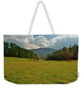 Cades Cove Pasture Weekender Tote Bag