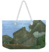 Cadgwith Rooftops Weekender Tote Bag