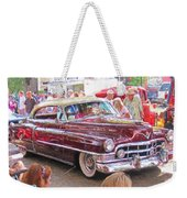 Cadillac Coupe Deville Weekender Tote Bag
