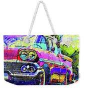 Cadillac Devil Weekender Tote Bag