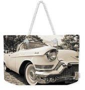 Cadillac Eldorado Biarritz 1 Weekender Tote Bag