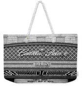 Cadillac Palace Weekender Tote Bag