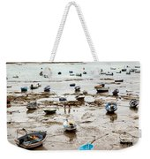 Cadiz Spain Low Tide Weekender Tote Bag