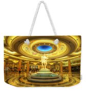 Caesar's Grand Lobby Weekender Tote Bag