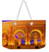 Caesar's Lobby - A C Weekender Tote Bag