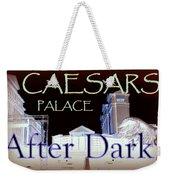 Caesars Palace After Dark Weekender Tote Bag