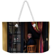 Cafe - Brunch Weekender Tote Bag by Mike Savad